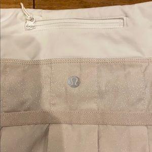 lululemon athletica Skirts - Lululemon pacesetter skirt rare Dune fabric